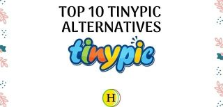Top 10 Tinypic Alternatives