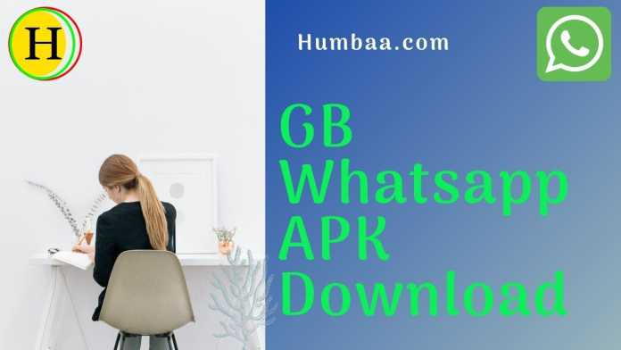 Gb whats app apk latest version