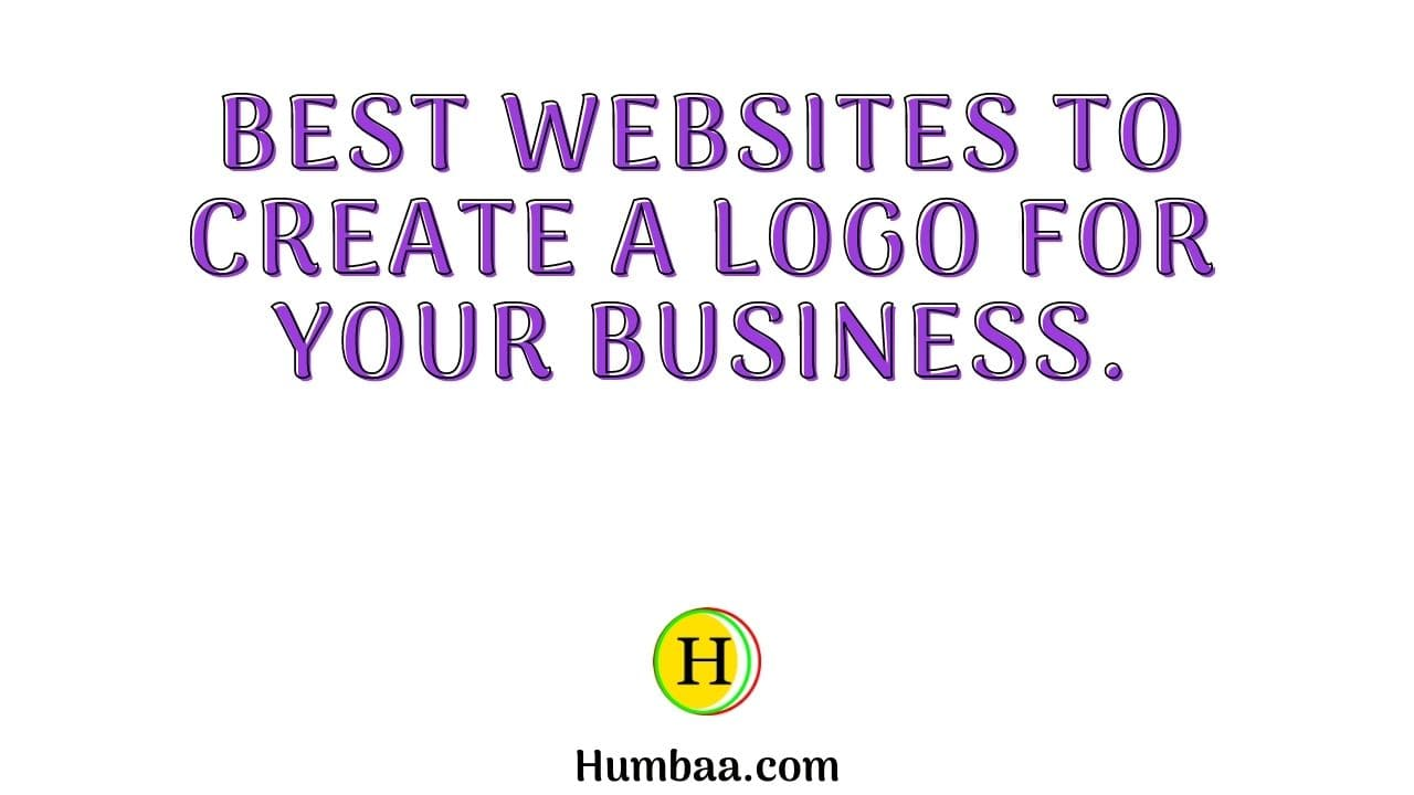 Best website to create a logo for your business.