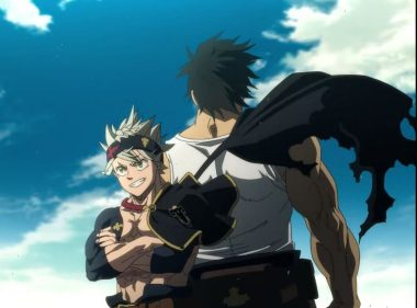 Asta And Yami of BlackBull