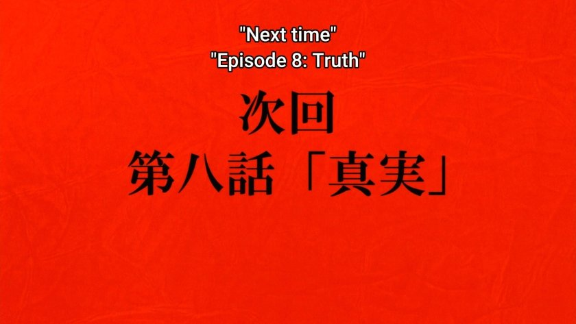 Episode 8: Truth