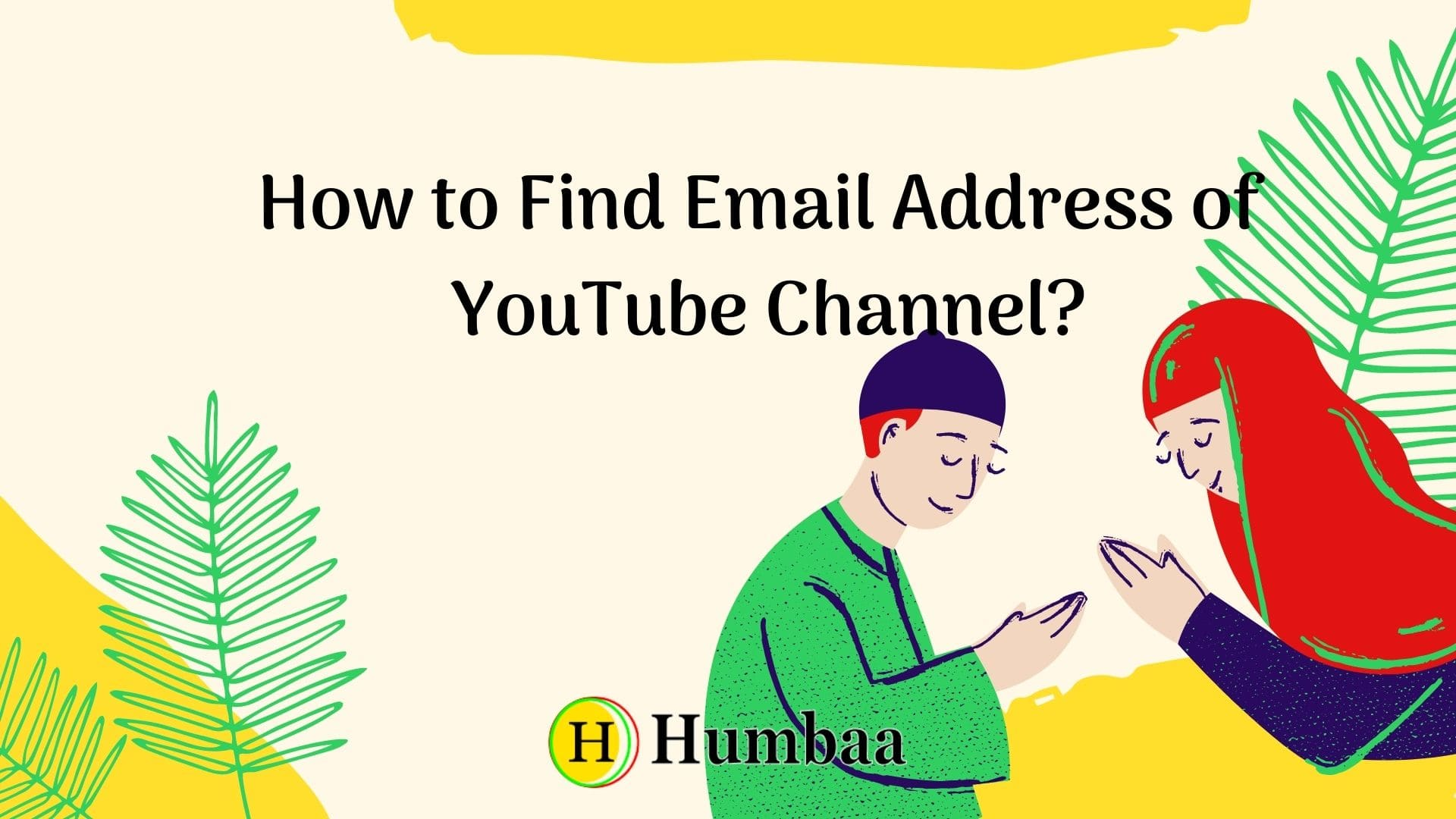 YouTube Email Finder