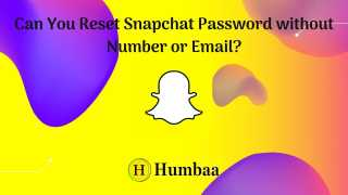 How to Reset Snapchat Password Without Phone Number or Email