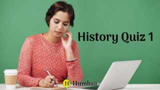history quiz 1