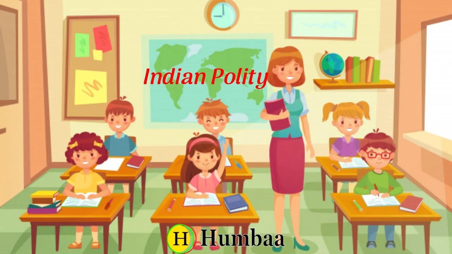 polity quiz 1