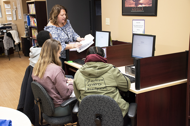 Humber employment services program helps at-risk youth