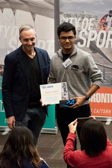 Sports Summit honors volunteers at the core of Toronto community programs