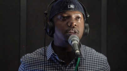 A screencap of Don 'Innocent' Hatali, the subject of the documentary, Dear Rwanda. COURTESY CHRISTIAN WALLACE