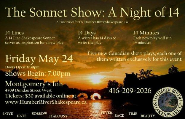 Sonnet Show for Website