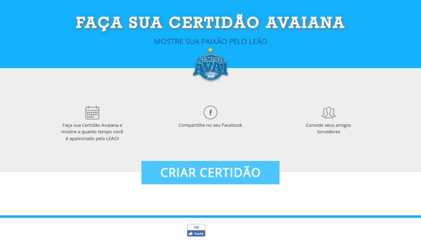 certidao-avaiana-capa Certidão Avaiana - Sempre Avaí