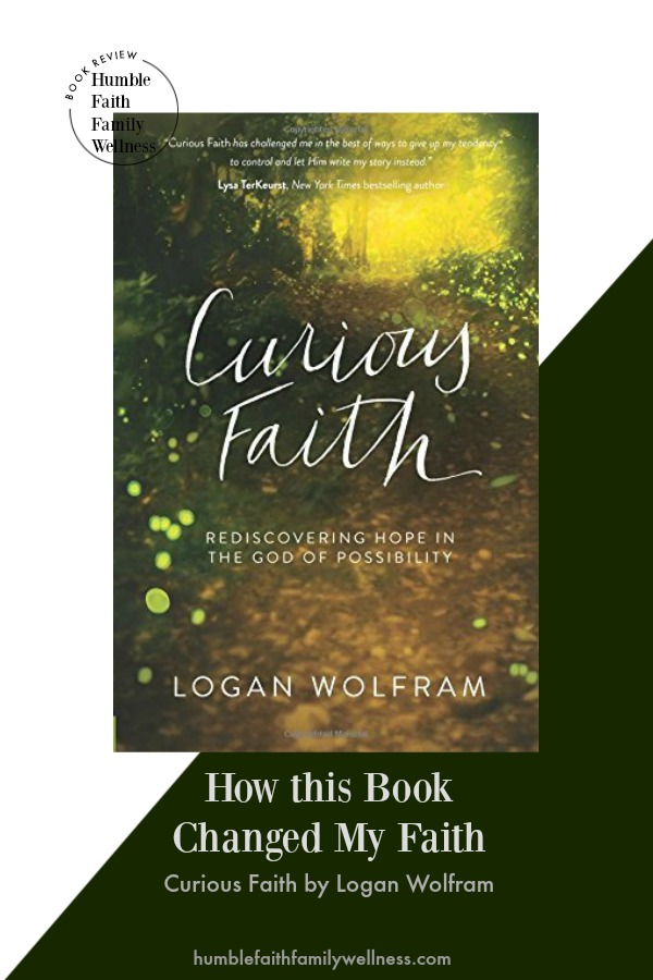 Curious Faith, Book Review