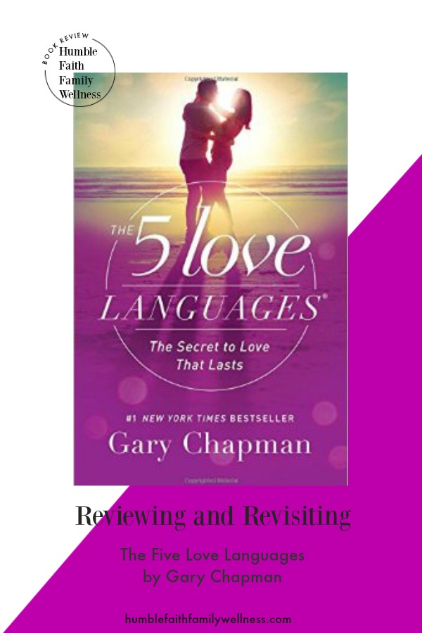 5 love languages book synopsis