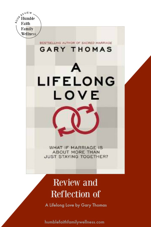 Lifelong Love, Book Review, Love, Marriage