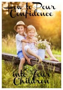 Confidence, Parenting, Children