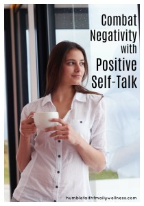 positive self-talk, self-talk, identity in Christ, faith