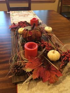 Thanksgiving 2016 Centerpiece