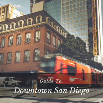 Downtown San Diego City Guide