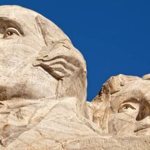 Mt. Rushmore (George & Tom)