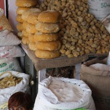 Bread and other foodstuffs