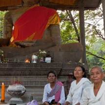 Angkor Thom (three women)