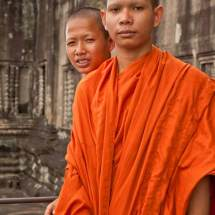 Angkor Wat (two monks)