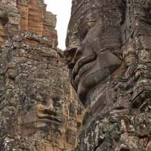 Bayon-Temple-(two-faces)