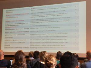 Docent Karsten Gynther præsenterer en række designnarrativer