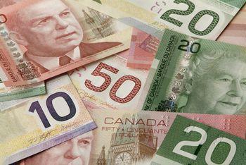 Image of Canadian Money