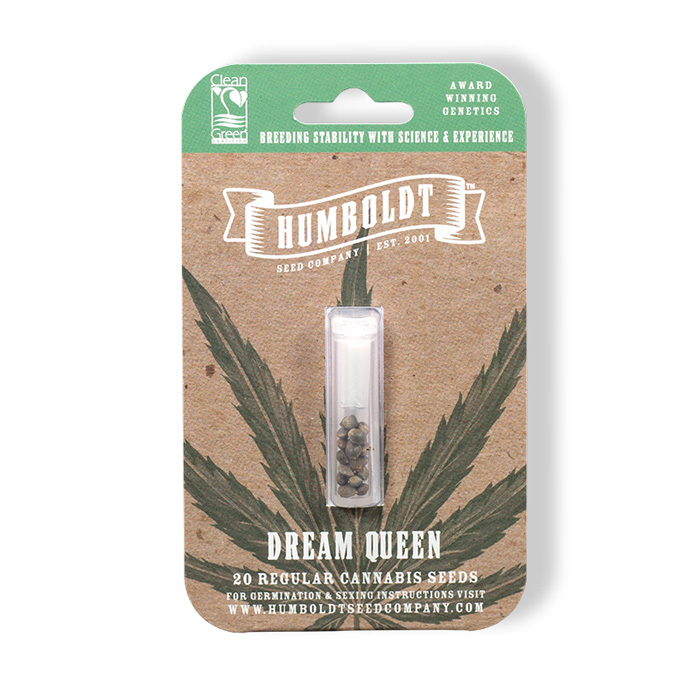 Humboldt Seed Company Dream Queen Seed Pack