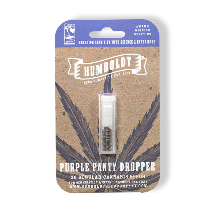 Humboldt Seed Company P.P.D. Seed Pack