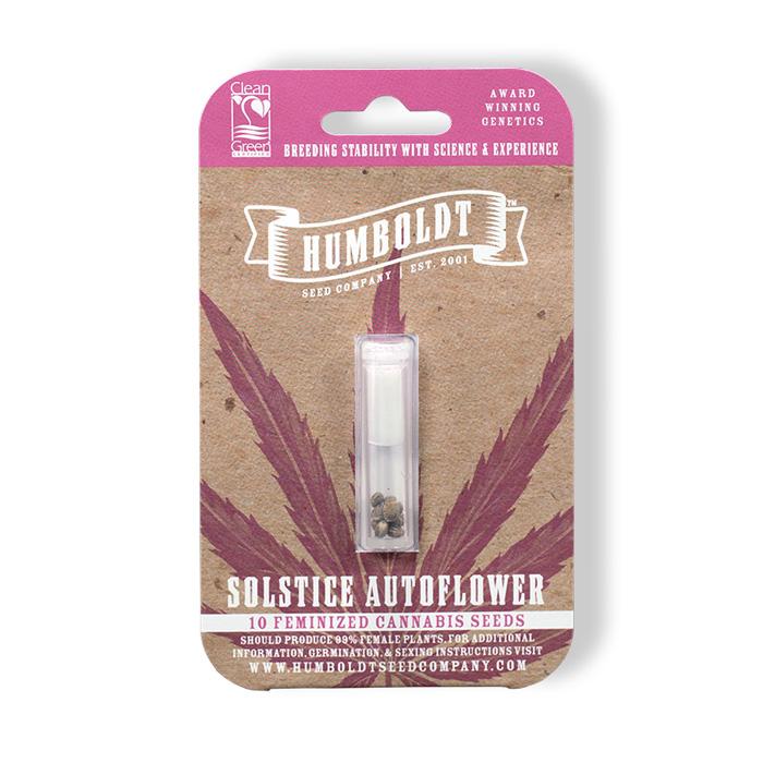 Solstice Autoflower - the best seeds in humboldt