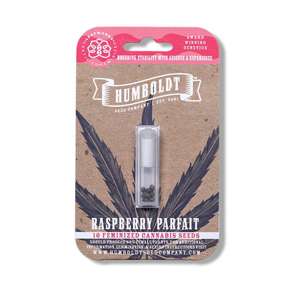Raspberry Parfait Product Photo