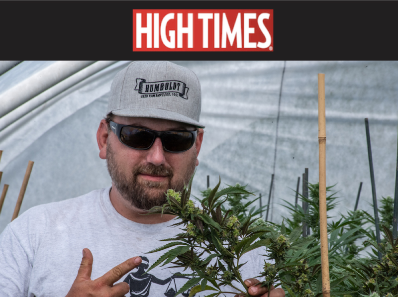 Nate High Times Article Photo