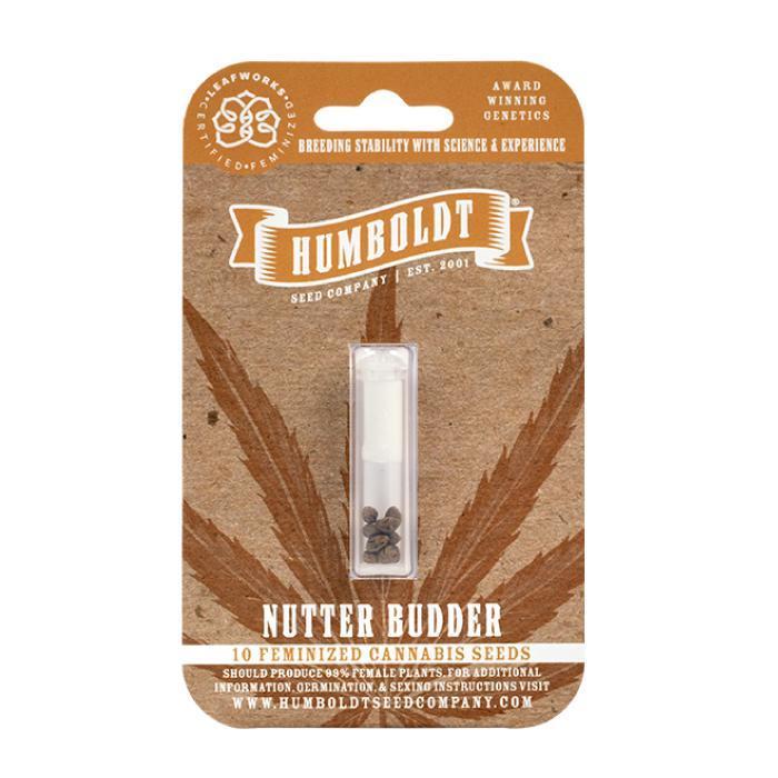 Nutter Budder