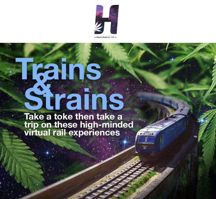 Trains and Strains