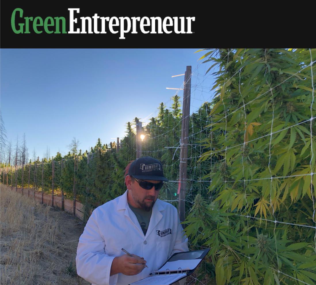 Green Entrepreneur Article