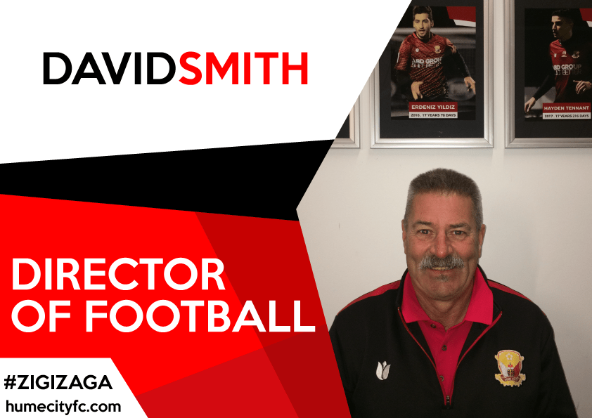 Hume City Welcome New Director Of Football