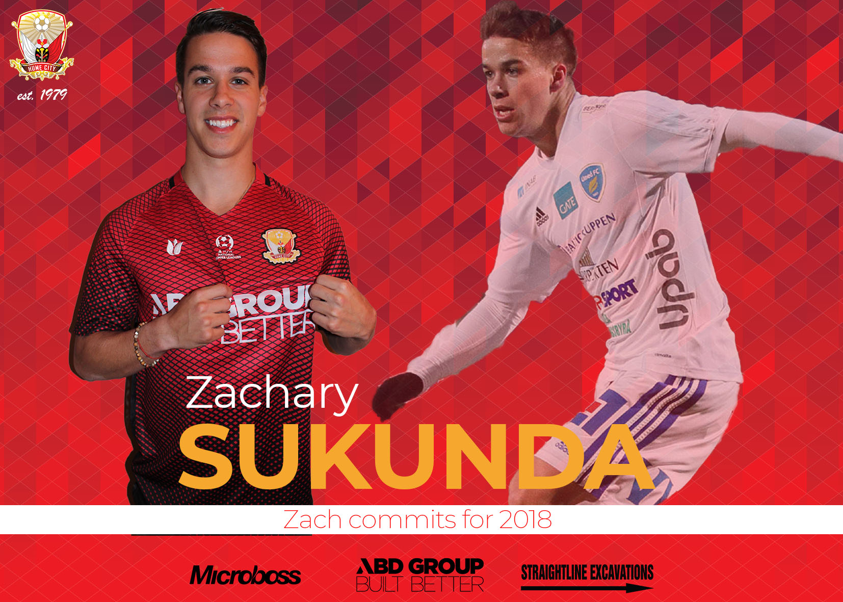 Welcome to Hume Zachary Sukunda