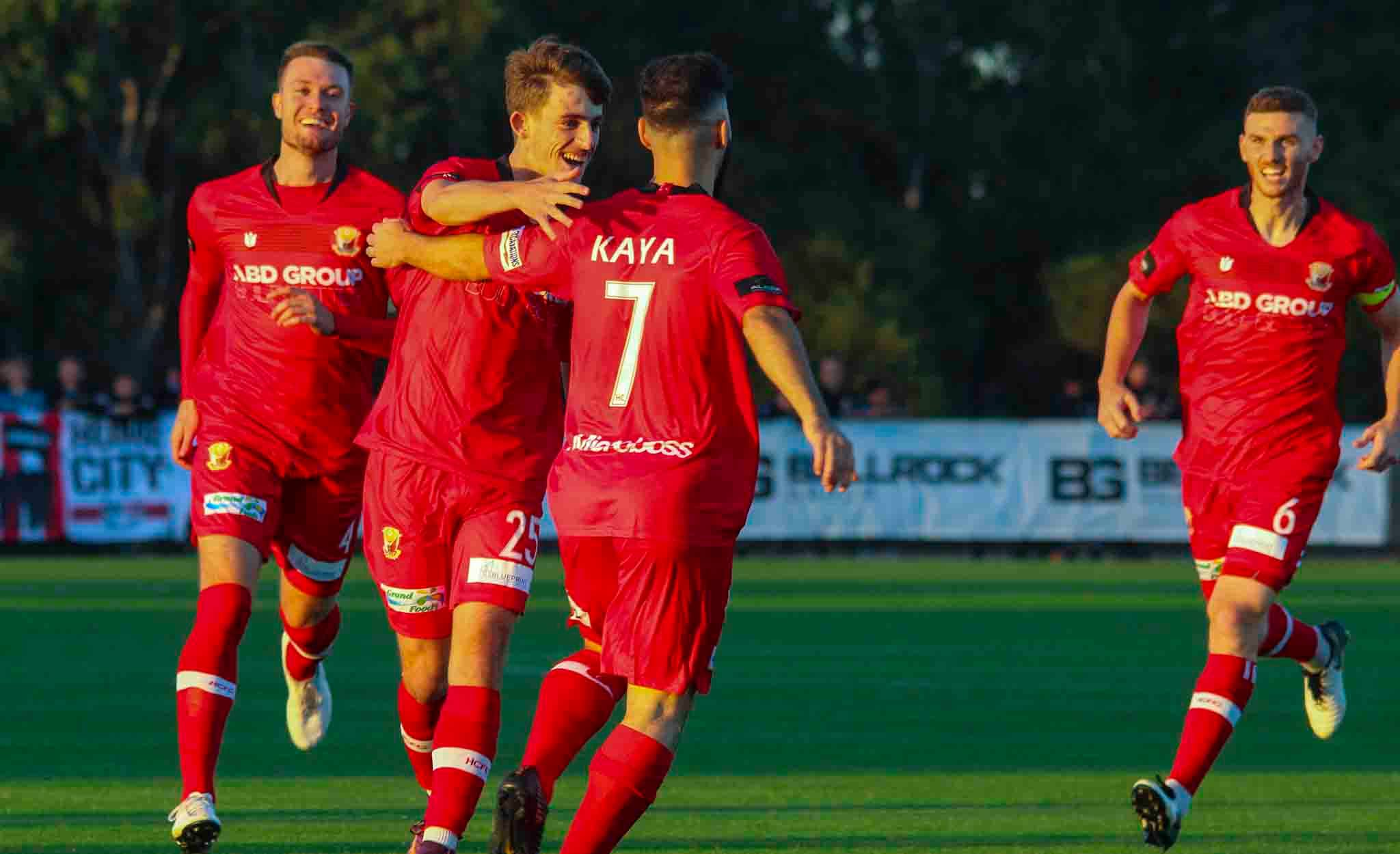 NPL Round 2 Review: Ersin Kaya's early strike earns Hume City all 3 points against Oakleigh Cannons