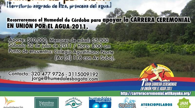 Visita al Humedal de Córdoba