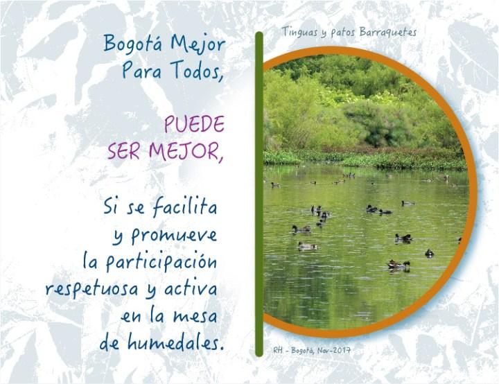 Bogotá Mejor Para Todos Puede ser mejor