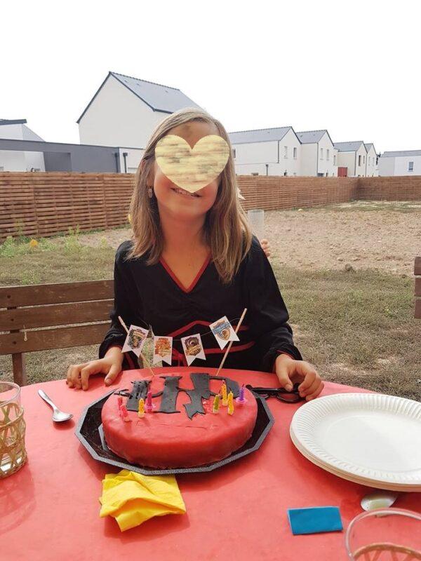 anniversaire harry potter 8 ans ashley