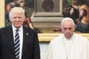 ڈونلڈ ٹرمپ کا پوپ فرانسس سے ملاقات۔