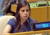 انڈیا نے عالمی فورم میں پاکستان کو ٹیررستان قراردیا