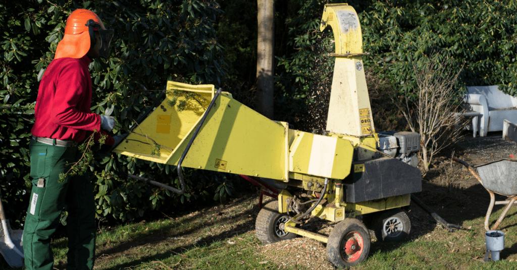 Mulcher Electric Garden Shredder