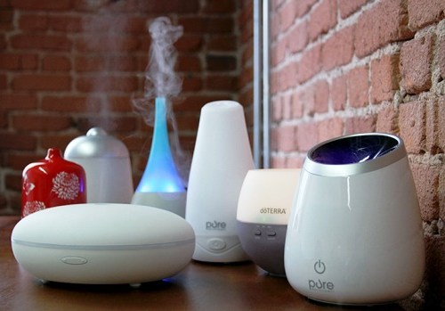 image of do humidifiers help with sinus problems
