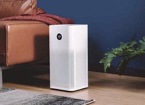 Image of where should you position an air purifier