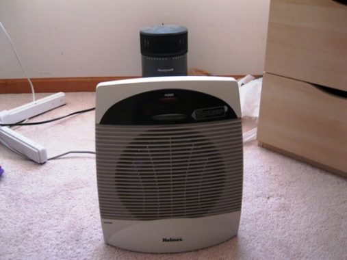 Image of air purifier stopped working