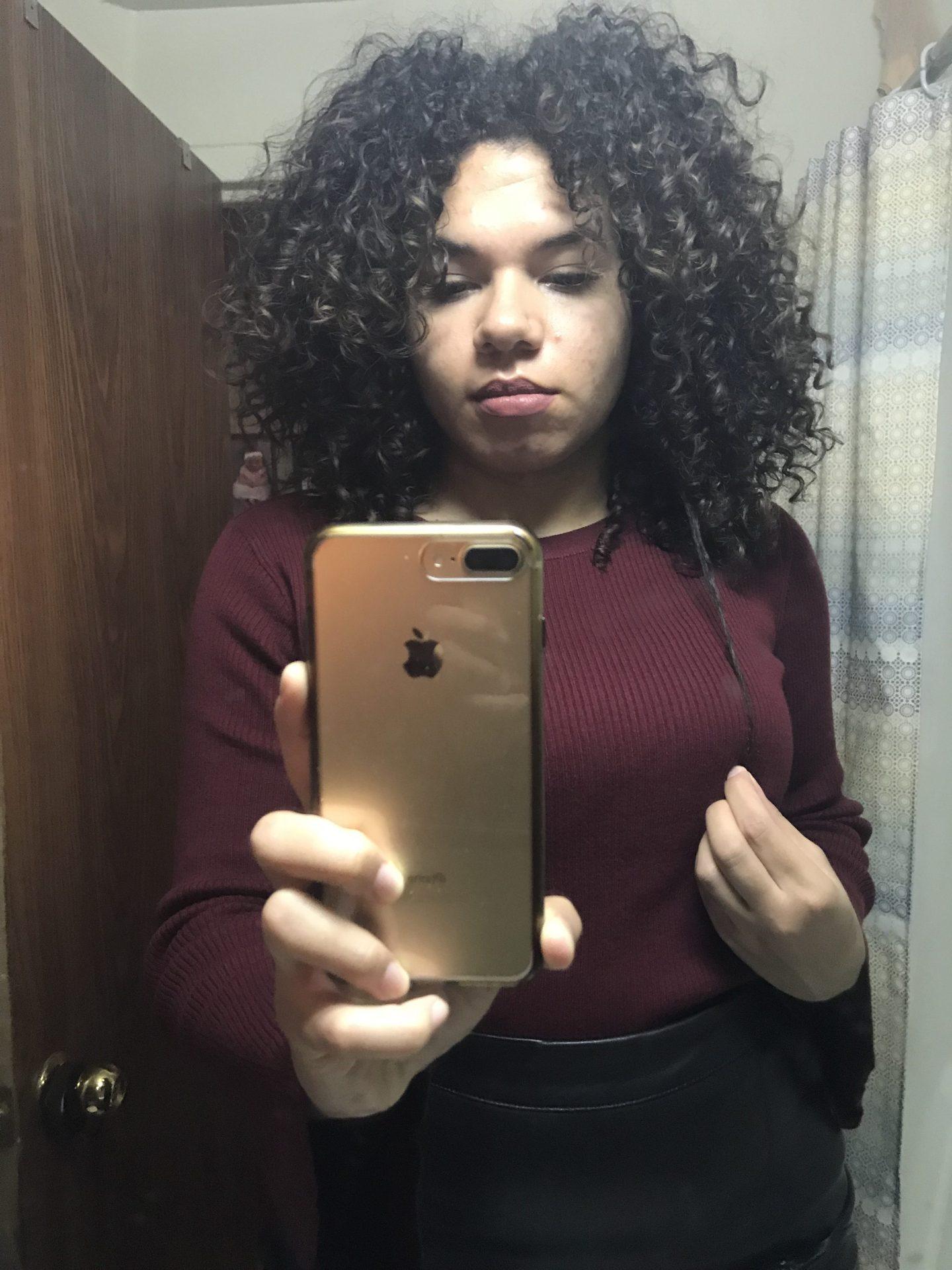 Natural Hair Journey: Six Months