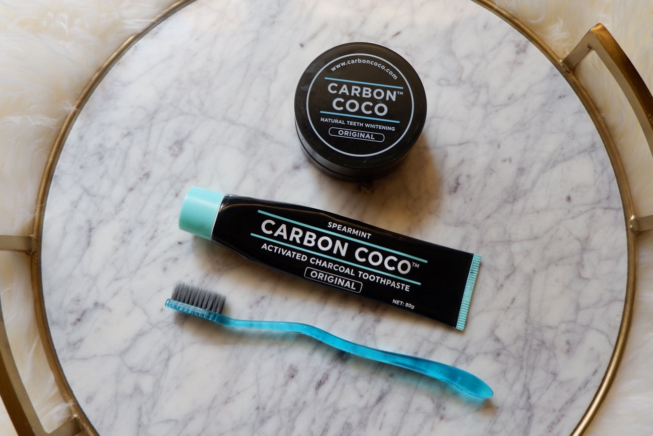 Carbon Coco Natural Teeth Whitner